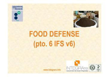 Seguridad alimentaria 2