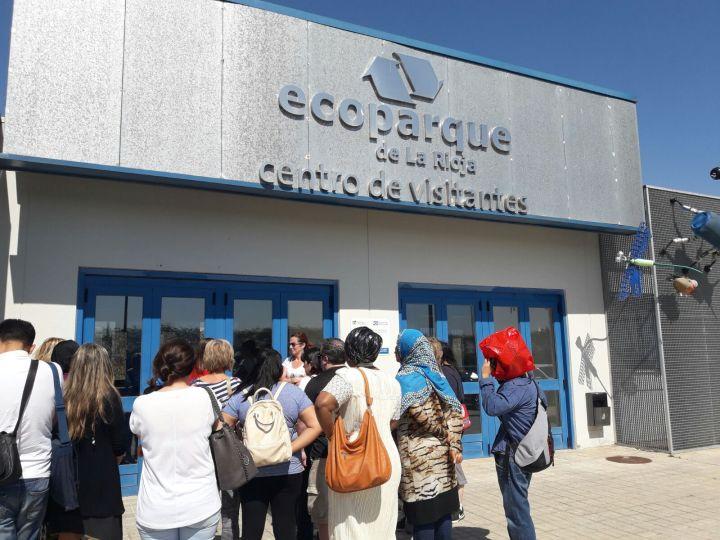 Visita al Ecoparque de La Rioja
